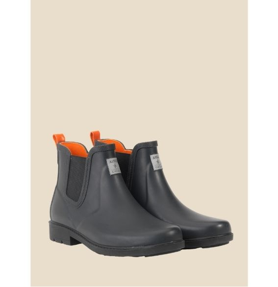 Boots réfléchissantes et imperméables Urban Circus x Aigle - Face