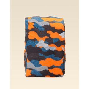 Urban Circus x Aigle reflective backpack - Waterproof bag cover