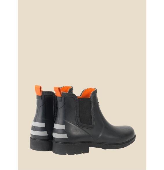 Boots réfléchissantes et imperméables Urban Circus x Aigle - Dos